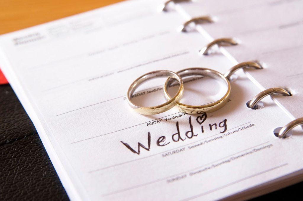 کارهای یک هفته قبل از عروسی